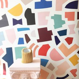 Removable Wallpaper // City Plan // Adheres to walls and shelves // Fully removable   Etsy (US)
