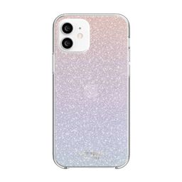 Kate Spade New York Apple iPhone Hard Shell Phone Case - Ombre Glitter | Target