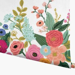 Garden Party Wallpaper Mural   Rifle Paper Co.