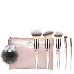 Chic in the City 5-Piece Makeup Brush Set - IT Cosmetics   IT Cosmetics (US)