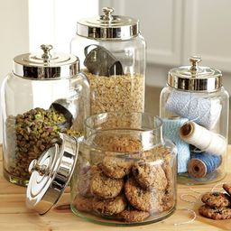 Glass Canisters | Williams-Sonoma
