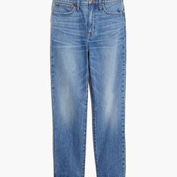 Classic Straight Jeans in Nearwood Wash | Madewell