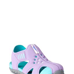 Wonder Nation Toddler Girls Beach Bump Toe Sport Sandals   Walmart (US)