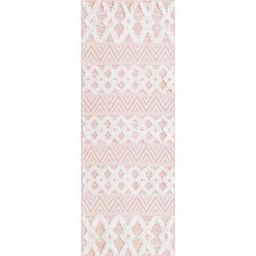 Casa Southwestern Cotton Pink Area Rug Sabrina Soto™ Collection Rug Size: Runner 2'3 x 6' | Wayfair North America
