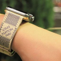 Handmade Luxury Leather Apple Watch Band 38/40mm 42/44mm   Etsy   Etsy (US)