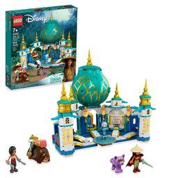 LEGO Raya and the Heart Palace 43181 – Disney Raya and the Last Dragon   shopDisney