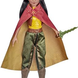 Disney Raya Fashion Doll with Clothes, Shoes, and Sword, Inspired by Disney's Raya and The Last D...   Amazon (US)