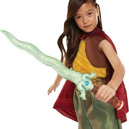 Disney Raya and The Last Dragon Feature Dragon Blade - Action & Adventure Sword - Motion Activate...   Amazon (US)