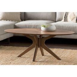 Pedestal Coffee Table   Wayfair North America