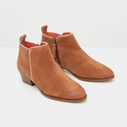 Willow Suede Ankle Boots (Mid Tan)   White Stuff   White Stuff (UK)