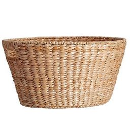 Savannah Handwoven Seagrass Basket - Laundry Basket   Pottery Barn (US)