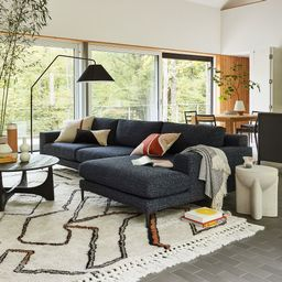 Harper 2-Piece Chaise Sectional   West Elm (US)