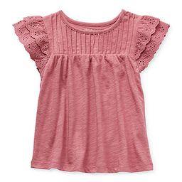 Okie Dokie Toddler Girls Round Neck Short Sleeve T-Shirt | JCPenney