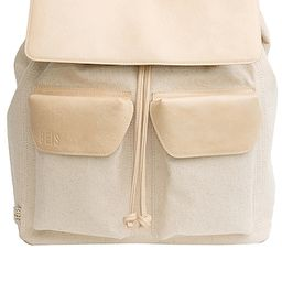 BEIS The Rucksack in Beige.   Revolve Clothing (Global)