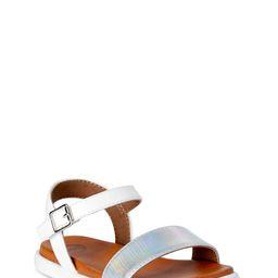 Wonder Nation Fashion Flatform Ankle-Strap Sandals (Toddler Girls) | Walmart (US)