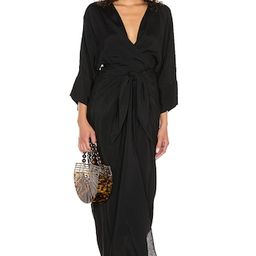 HAIGHT. Ana Dress in Black from Revolve.com | Revolve Clothing (Global)