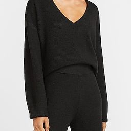 Cozy Ribbed Balloon Sleeve Sweater | Express