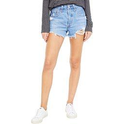 501® High-Rise Shorts | Zappos