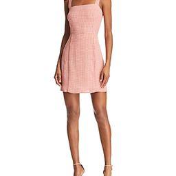 Sage the Label Positano Gingham Dress   Bloomingdale's (US)