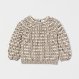 Ribbed Sweater | H&M (US)