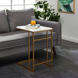 Fuller Marble C Table | Overstock