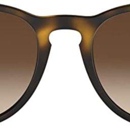 Ray-Ban Women's Rb4171 Erika Round Sunglasses | Amazon (US)