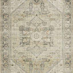 "Loloi ll Skye Collection Area Rug, 9'-0"" x 12'-0"", Natural/Sand | Amazon (US)"