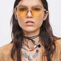 Mabel Oversized Sunglasses | Free People (US)