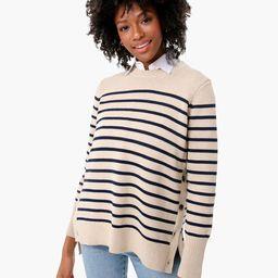 Melange Bar Harbor Striped Sweater | Tuckernuck (US)
