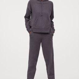 Fine-knit Joggers   H&M (US)