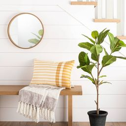 Round Framed Mirror - Hearth & Hand™ with Magnolia | Target