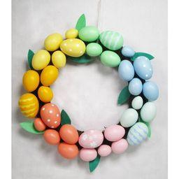 Easter Egg Wreath - Spritz™ | Target