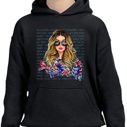 Lanmei Alexis Ew David Unisex Children's Hoodie Sweater Cotton Casual Pocket Sweatshirt Pullover   Amazon (US)