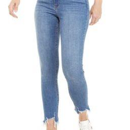 Calvin Klein Jeans Women's High Rise Skinny Shark Bite Ankle Jeans - - | Belk