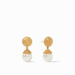 Calypso Pearl Earring | Julie Vos