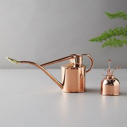 Haws 1 Liter Copper Watering Can + Mister Gift Set | Anthropologie (US)