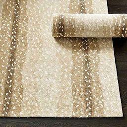 Wallard Design Antelope Animal Traditional Persian Handmade 100% Wool Rugs & Carpets (8x10) | Amazon (US)