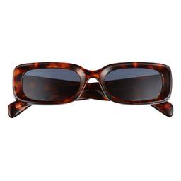 Bp. 50mm Rectangular Sunglasses - Tortoise   Nordstrom