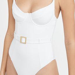 Danielle One Piece Swimsuit   Shopbop