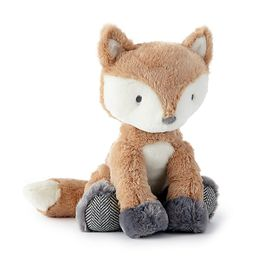 Levtex Baby® Bailey Fox Plush Toy in Brown | buybuy BABY | buybuy BABY