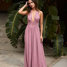 Look Into the Sun Maxi Dress | Free People (US)