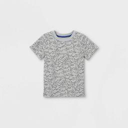 Toddler Boys' Crew Neck Short Sleeve T-Shirt - Cat & Jack™   Target