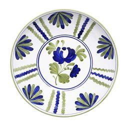 Blossom Hand-Painted Ceramic Salad Bowl | Moda Operandi (Global)