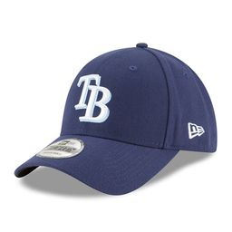Men's Tampa Bay Rays New Era Navy League 9FORTY Adjustable Hat | MLB Shop