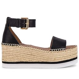 See By Chloe Glyn Platform Sandal in Black. - size 36 (also in 35, 37, 38, 40, 41) | Revolve Clothing (Global)