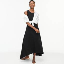 High-low maxi dress | J.Crew US