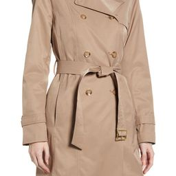 Cole Haan Signature Hooded Trench Coat   Nordstrom   Nordstrom