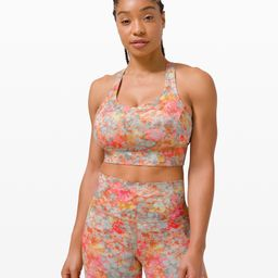 Free To Be Serene Bra Long LineLight Support, C/D Cup Online Only | Lululemon (US)