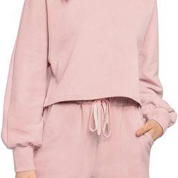 Women's Summer Two Piece Pajamas Set Casual Short Sleeve Crop Top and Shorts Sleepwear Sweatsuit ...   Amazon (US)
