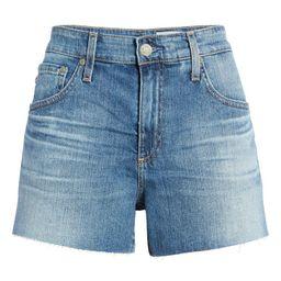 Hailey Boyfriend Cutoff Denim Shorts | Nordstrom